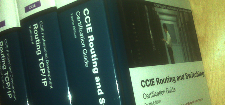 CCIE-books