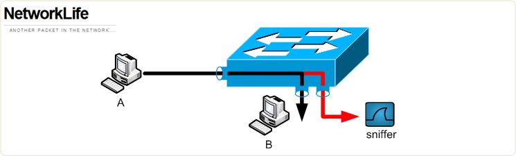 span-port-mirroring